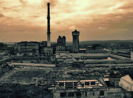 industrial landscape by Haszczu
