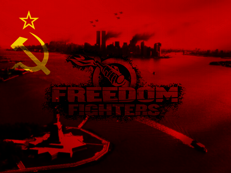 Freedom Fighters - Invasion V2