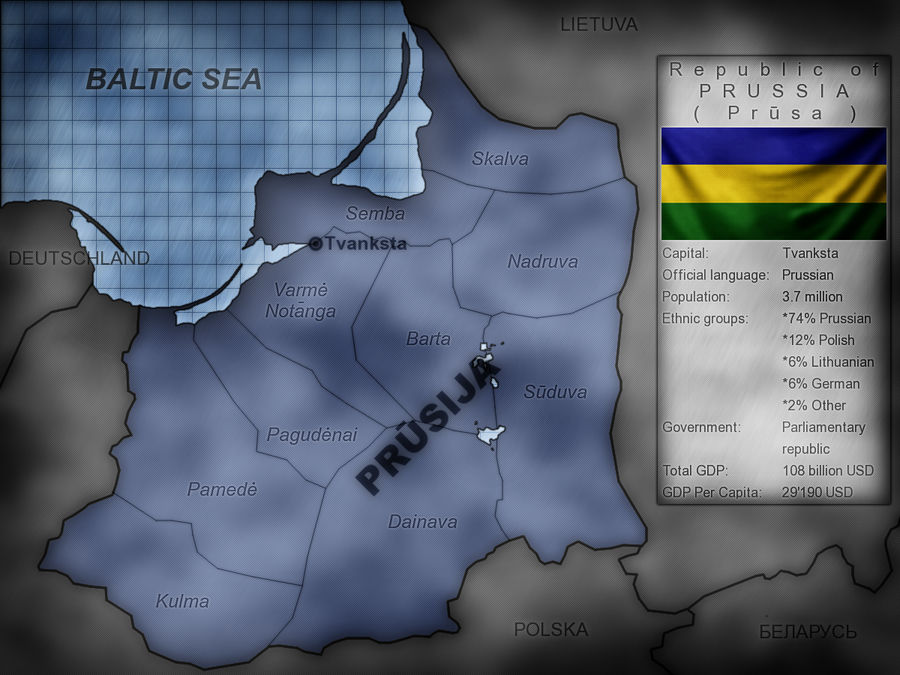 Republic of Prussia by GTD-Orion on DeviantArt