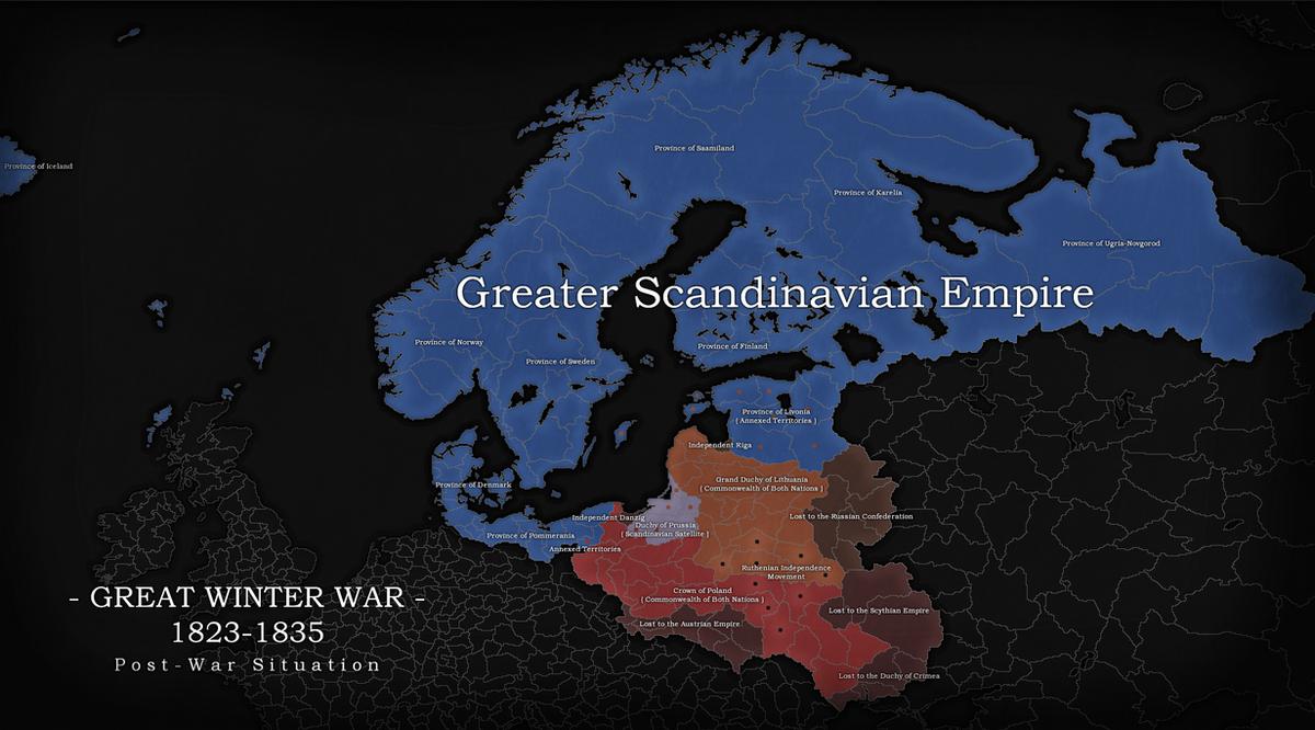 Great Winter War - 1823-1835 by GTD-Orion