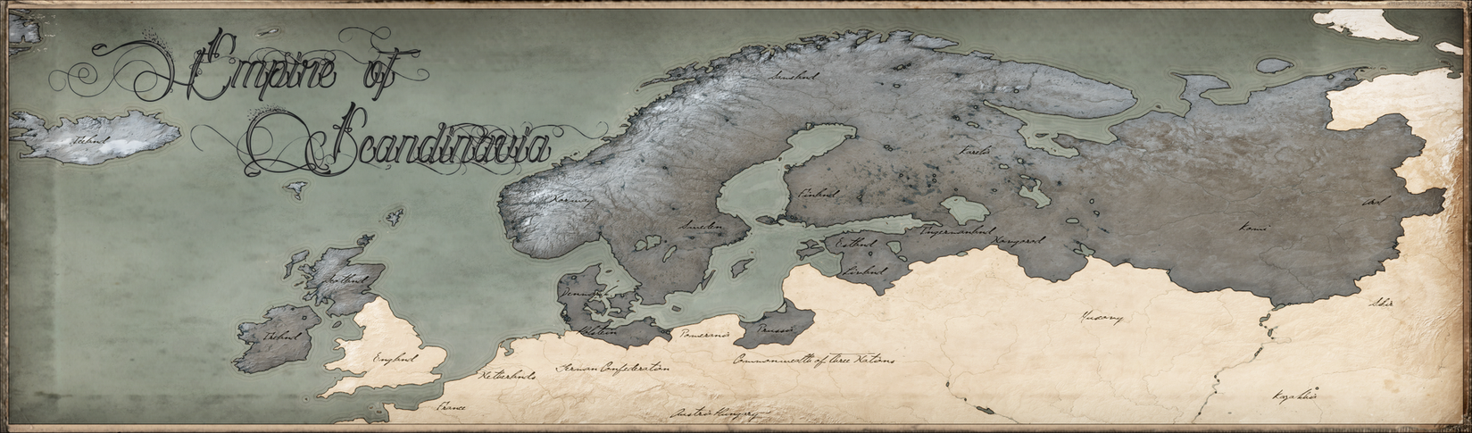 Empire of Scandinavia by GTD-Orion