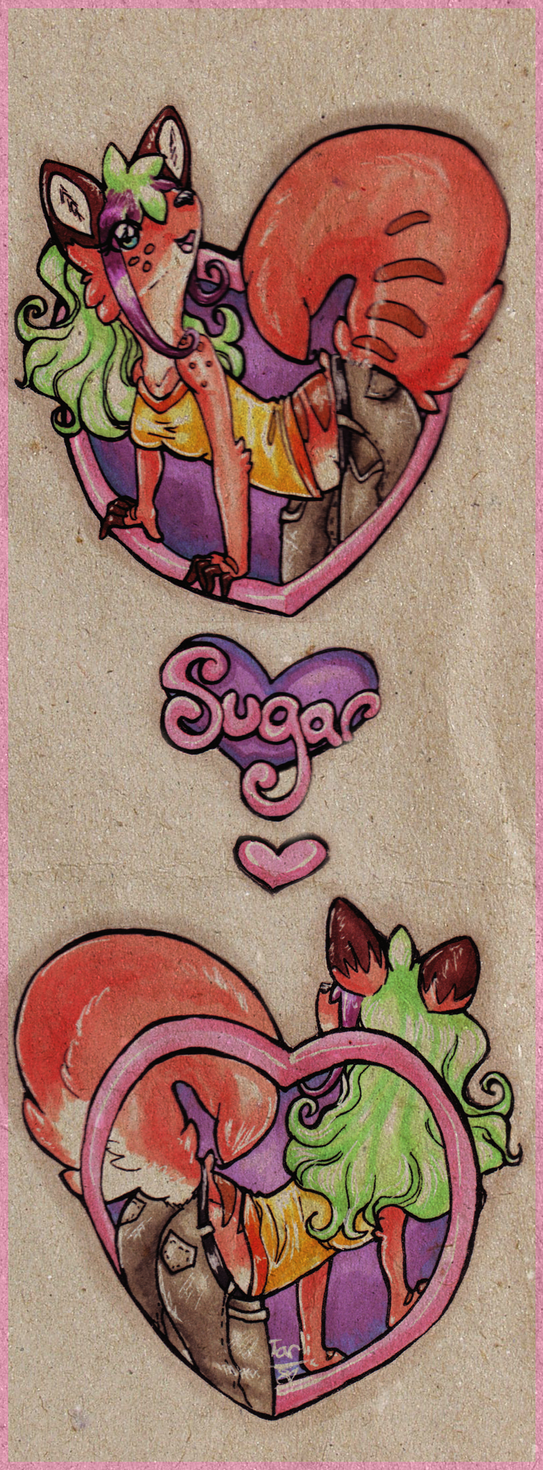 Midfur Conbadge 2010 by sugar-cat-candy