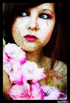 Sorrows for the flower girl.