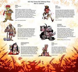 Pathfinder Campaign Part 2: Goblins!