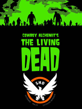 The Living Dead - Cover