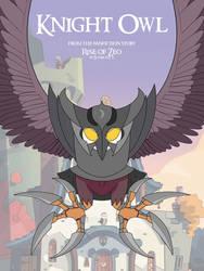 [COM] The Owl House OC: Knight Owl