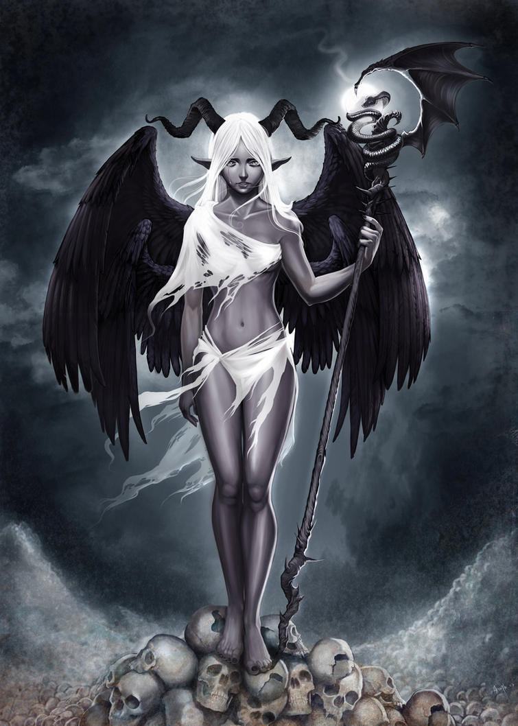 Lilith by Felsus
