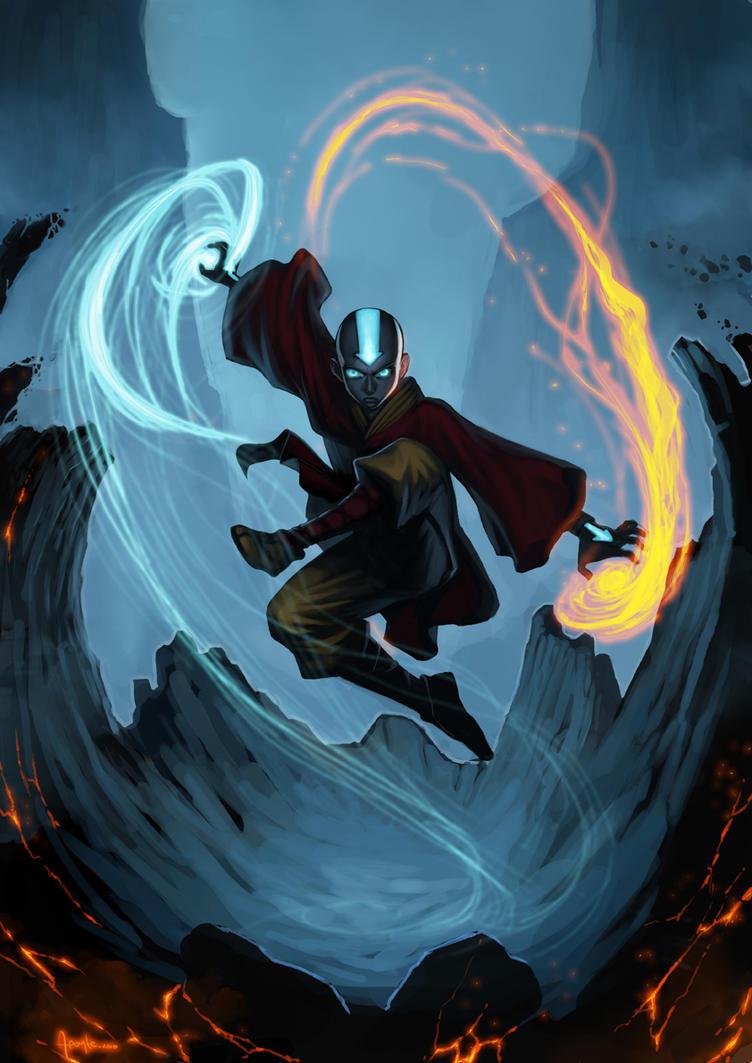 Aang by Felsus