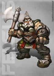 Dwarf by Felsus