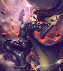 Detective Anya by Felsus