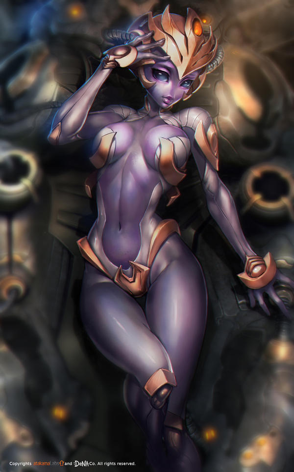 Sexy Alien by Felsus