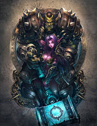 World of Warcraft Tribute by Felsus