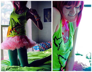 Dance Dance by SilverMercury