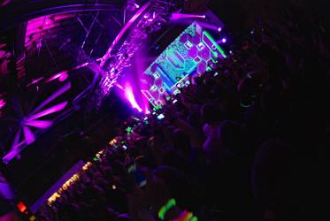 Skrillex Concert II by SilverMercury