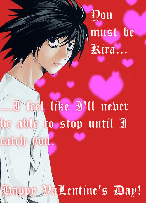 Similiar Anime Valentines Cards Keywords – Anime Valentines Card