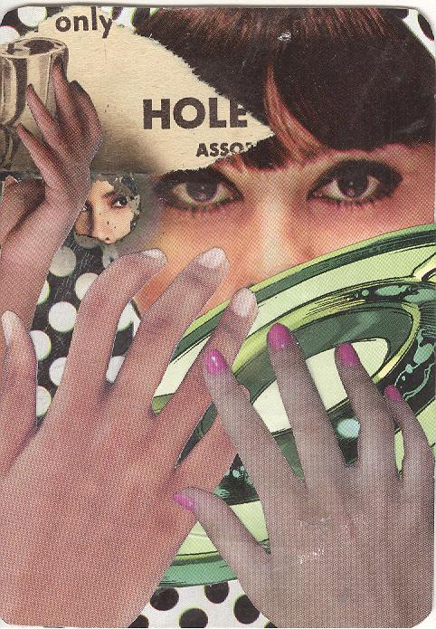 only hole by beehivesandbouffants
