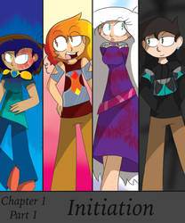 Elemental Bond Cover for Chapter 1 Part 1 by AquaProductions