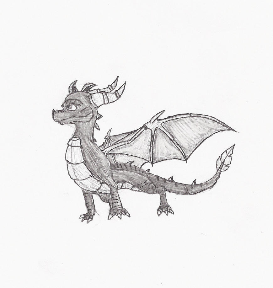 Darkspyro coloring page coloring pages for Spyro the dragon coloring pages