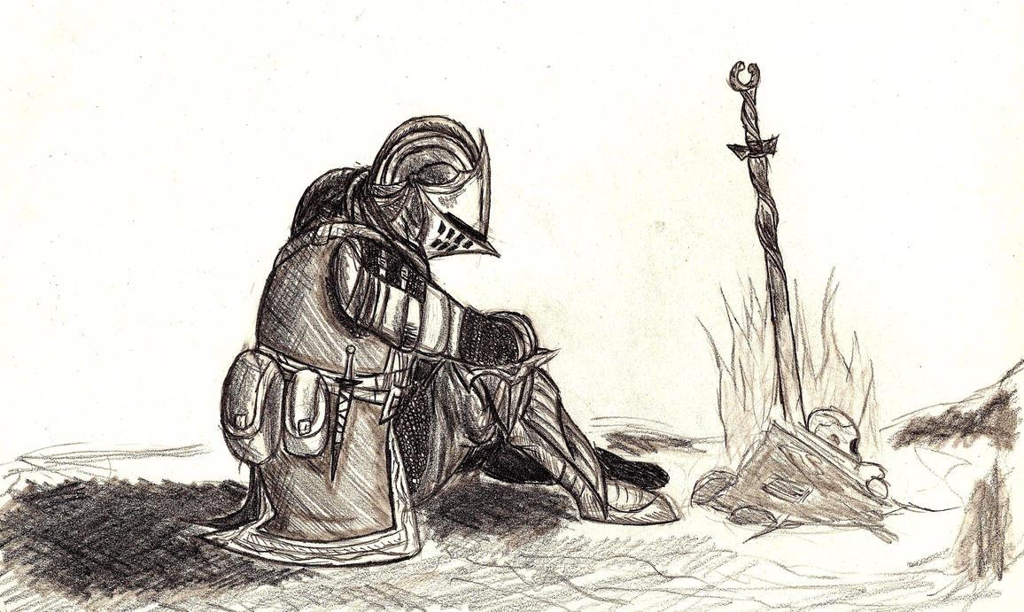A Dark Soul by thesubtle