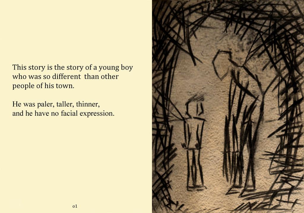 A Slenderman Tale - o1 by H-M-E