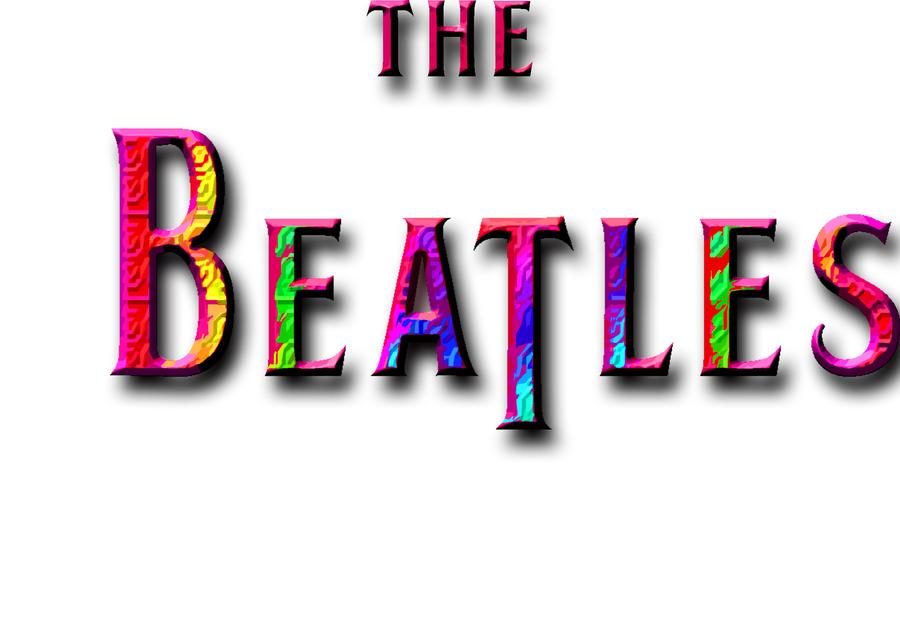 Revamped beatles logo by HeroTheHedgefox on DeviantArt