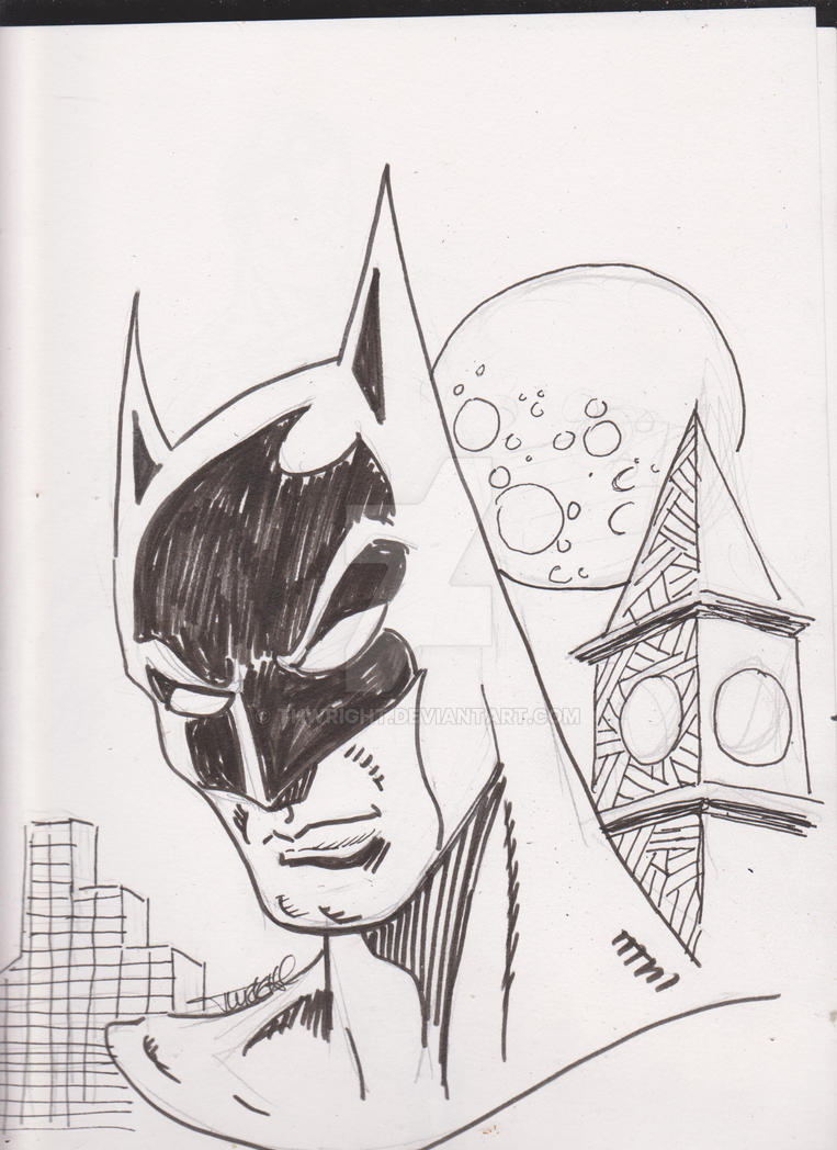 The Batman 15 001 by thwright