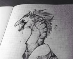 Peyral /sketch/ by GINORO