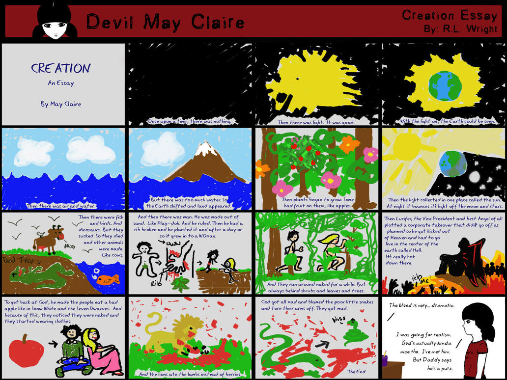 dmc creation essay by nevermindless on dmc creation essay by nevermindless