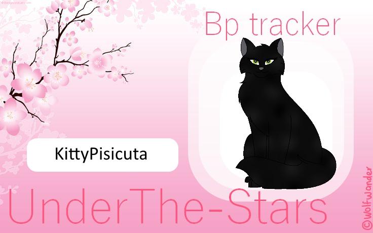 Bp Tracker //UT-S// by KittyPisicuta