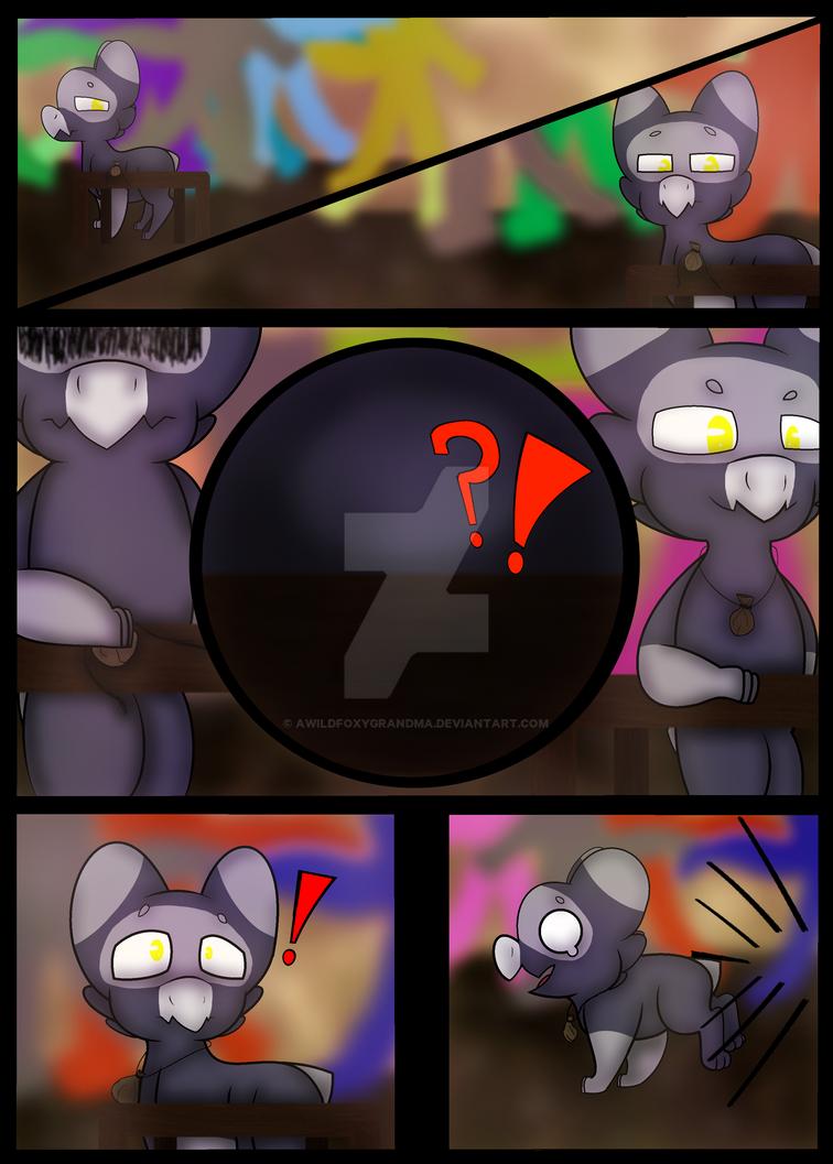 Caught! by KittyPisicuta