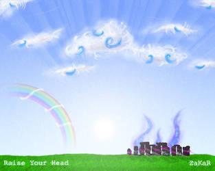 Raise Your Head by ZaKaR
