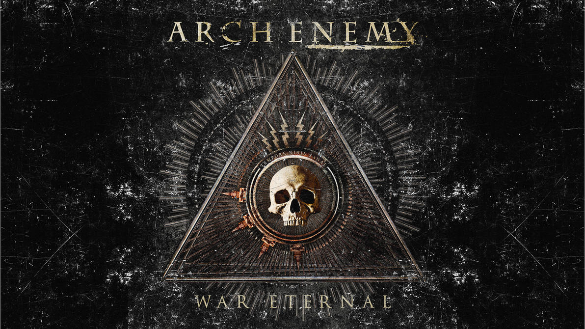 arch enemy war eternal wallpaper by disturbedkorea on deviantart