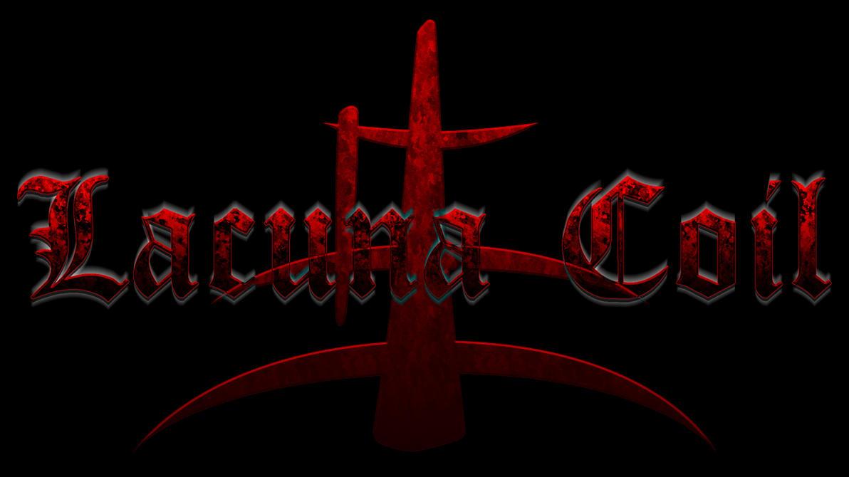 Resultado de imagen de lacuna coil logo