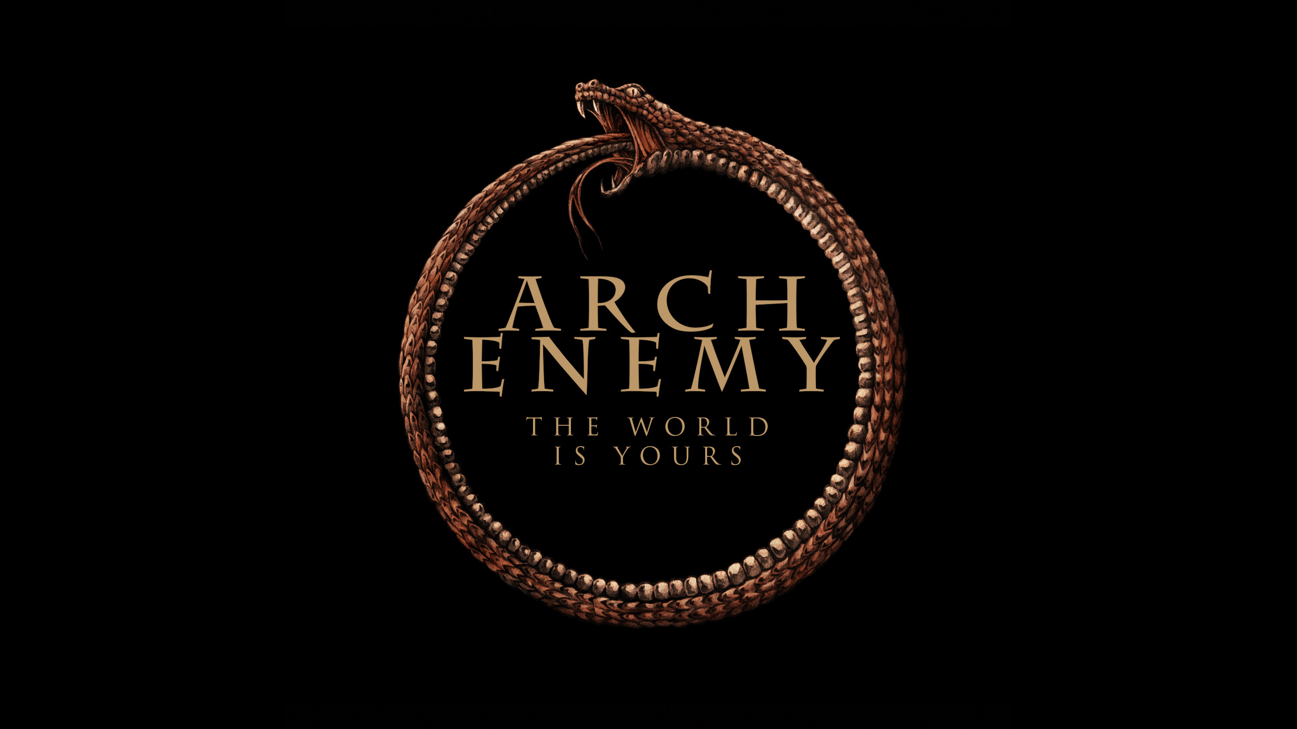 Arch Enemy The World Is Yours Wallpaper By Disturbedkorea On