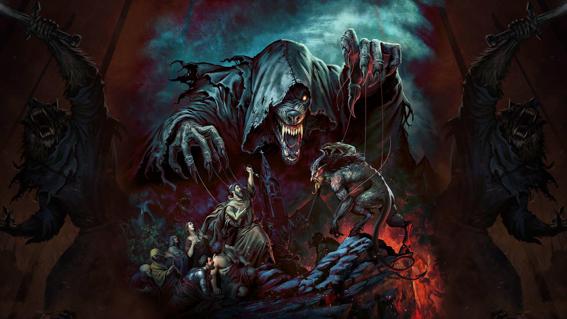 Powerwolf The Sacrament Of Sin Wallpaper By