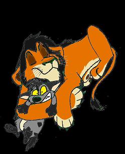 Hyena Hugs by wahyawolf