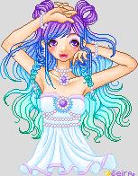 goddess of pearls by orenji-seira