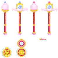 Futago Hime items by orenji-seira
