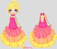 Dream dress by orenji-seira