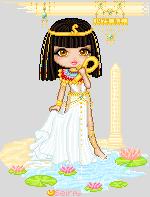 Egyptian Hatsjepsoet by orenji-seira