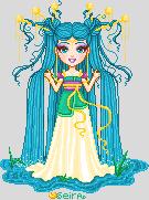 Water goddess by orenji-seira