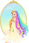 Iris: goddess of the rainbow by orenji-seira
