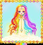 Chibi Iris: Goddess of the Rainbow