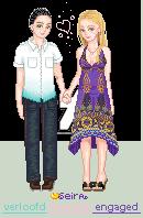Verloofd - fidanzati - engaged! by orenji-seira