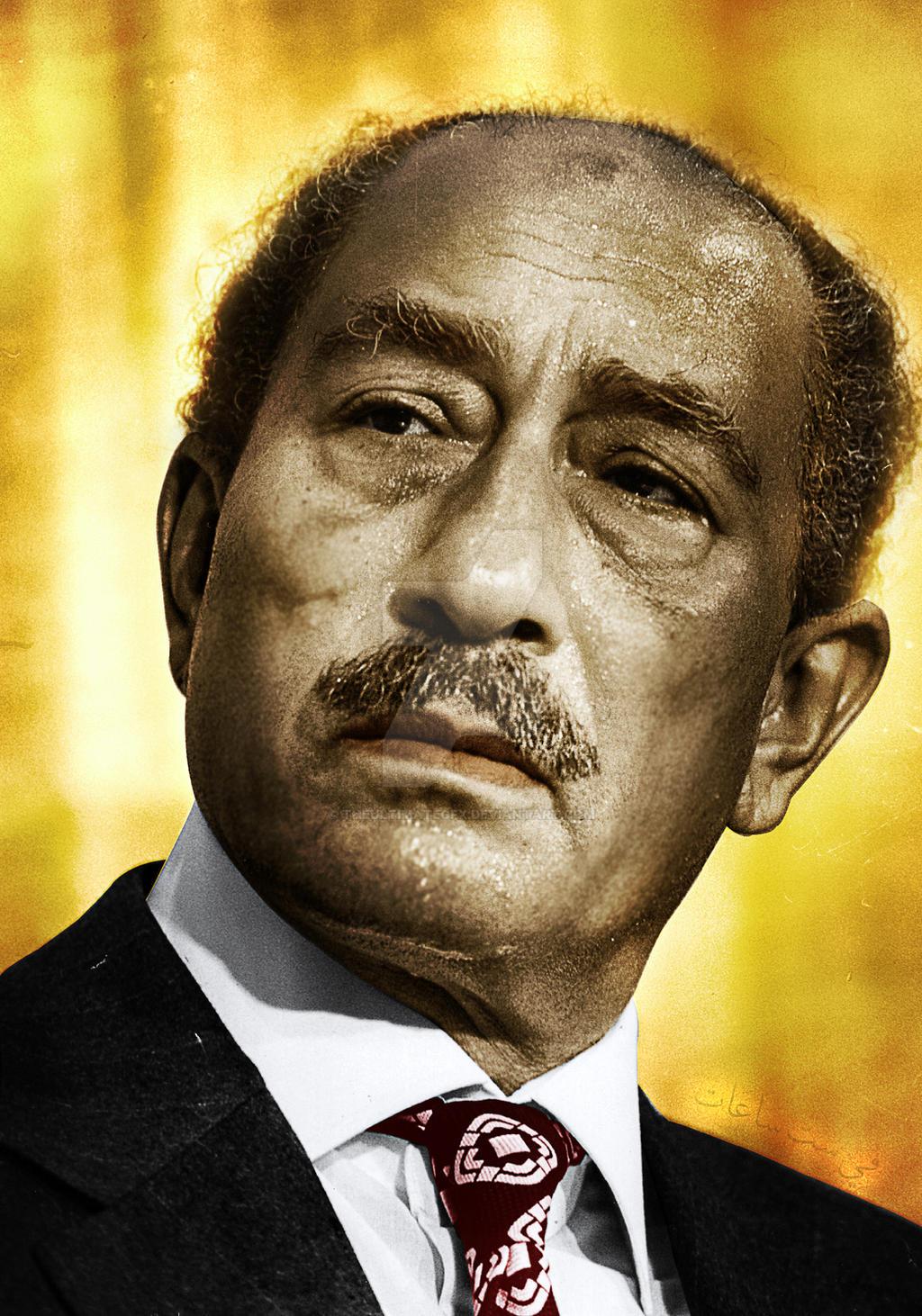a look at the presidency of muhammed anwar al sadat