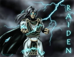 The Thunder God by metara