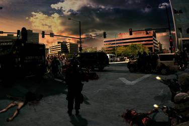 2 Weeks - Zombie Apocalypse