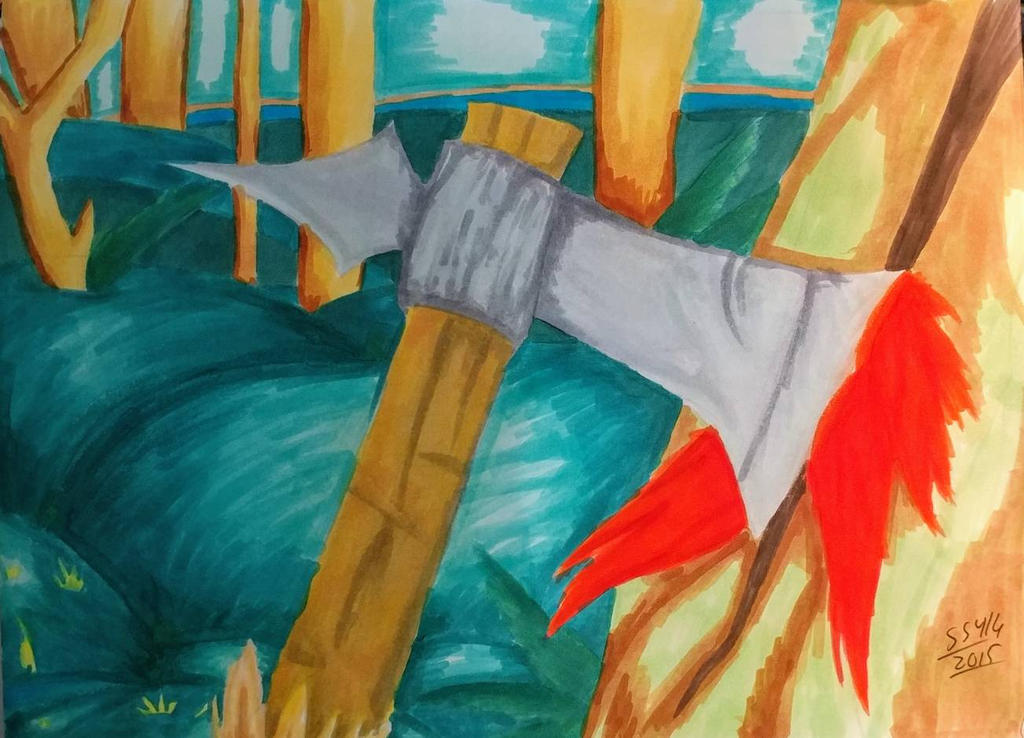 Armello: Throwing Axe by Snowstorm416