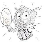 Joris Dofus by animenotaizai