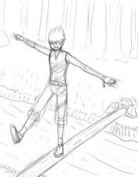 Eonis Walk Doodle